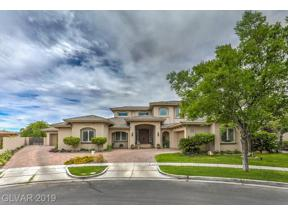 Property for sale at 9305 Canyon Classic Drive, Las Vegas,  Nevada 89144