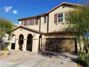 Property for sale at 7552 Fontera Court, North Las Vegas,  Nevada 89148
