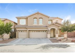Property for sale at 2121 Mistle Thrush Drive, North Las Vegas,  Nevada 89084