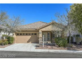 Property for sale at 2800 Desert Zinnia Lane, Las Vegas,  Nevada 89135