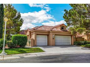 Property for sale at 8145 Round Hills Circle, Las Vegas,  Nevada 89113