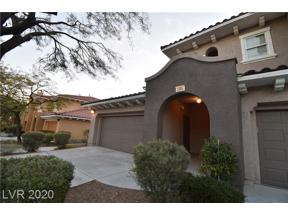 Property for sale at 825 Canterra Street 2060, Las Vegas,  Nevada 89138