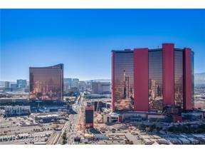 Property for sale at 2700 Las Vegas Boulevard 3108, Las Vegas,  Nevada 89109
