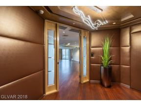 Property for sale at 2747 Paradise Road Unit: 2904, Las Vegas,  Nevada 89109