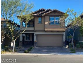 Property for sale at 10683 COUNTRY KNOLL Way 10683, Las Vegas,  Nevada 89135