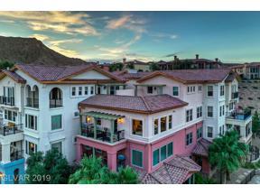 Property for sale at 64 Strada Principale Unit: 304, Henderson,  Nevada 89011