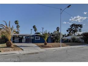 Property for sale at 1919 Caballero Way, Las Vegas,  Nevada 89169