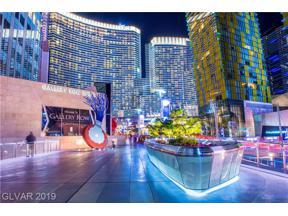 Property for sale at 3726 Las Vegas Boulevard Unit: 1007, Las Vegas,  Nevada 89109