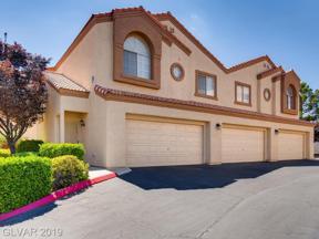 Property for sale at 8301 Boseck Drive Unit: 115, Las Vegas,  Nevada 89145