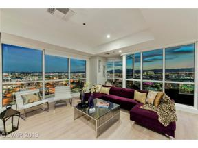 Property for sale at 4575 Dean Martin Drive Unit: 1600, Las Vegas,  Nevada 89103