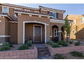 Property for sale at 3166 Mckenna Dawn Avenue, Henderson,  Nevada 89044