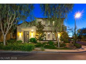 Property for sale at 1895 Canvas Edge Drive, Henderson,  Nevada 89044