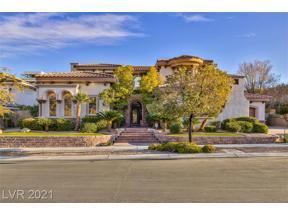 Property for sale at 1797 Valenzano Way, Henderson,  Nevada 89012