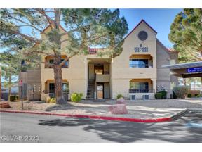 Property for sale at 2200 South Fort Apache Road Unit: 1059, Las Vegas,  Nevada 89117