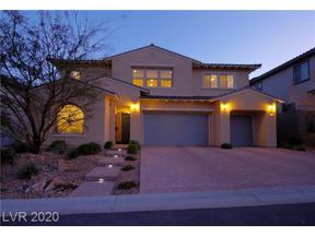Property for sale at 12125 Cabo Rojo, Las Vegas,  Nevada 89138