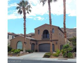 Property for sale at 2685 Grassy Spring Place, Las Vegas,  Nevada 89135