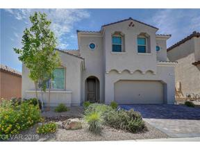 Property for sale at 189 White Mule Avenue, Las Vegas,  Nevada 89148
