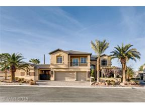 Property for sale at 3866 Tent Rocks Court, Las Vegas,  Nevada 89118