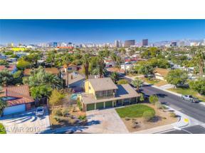 Property for sale at 1661 Chippewa Circle, Las Vegas,  Nevada 89169