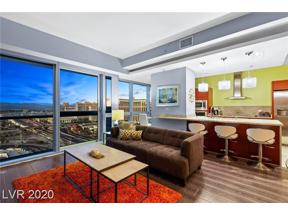 Property for sale at 4471 DEAN MARTIN Drive 2608, Las Vegas,  Nevada 89103