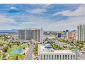 Property for sale at 322 Karen Avenue Unit: 2701, Las Vegas,  Nevada 89109