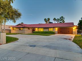 Property for sale at 7045 Palmyra Avenue, Las Vegas,  Nevada 89117