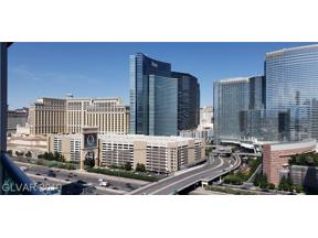 Property for sale at 4525 Dean Martin Drive Unit: 1812, Las Vegas,  Nevada 89103