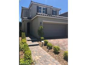 Property for sale at 3119 Biccari Avenue, Henderson,  Nevada 89044