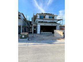 Property for sale at 373 Purple Sandpiper Street, Las Vegas,  Nevada 89138
