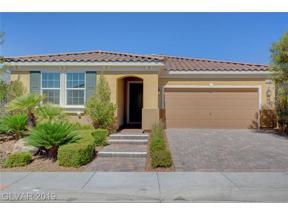 Property for sale at 3146 Biancavilla Avenue, Henderson,  Nevada 89044