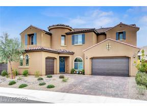 Property for sale at 3487 Royal Fortune Drive, Las Vegas,  Nevada 89141