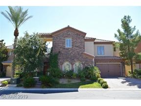 Property for sale at 4135 Villa Rafael Drive, Las Vegas,  Nevada 89141