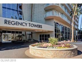 Property for sale at 3111 Bel Air Drive Unit: 8H, Las Vegas,  Nevada 89109