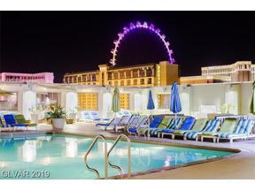 Property for sale at 211 East Flamingo Road Unit: 620, Las Vegas,  Nevada 89169