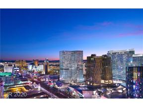 Property for sale at 3750 South Las Vegas Boulevard Unit: 3908, Las Vegas,  Nevada 89158