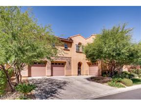 Property for sale at 409 Lake Windemere Street, Las Vegas,  Nevada 89138