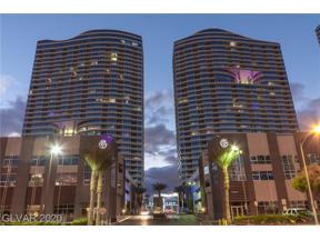 Property for sale at 4575 Dean Martin Drive Unit: 707, Las Vegas,  Nevada 89103