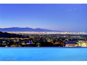 Property for sale at 659 Scenic Rim Drive, Henderson,  Nevada 89012
