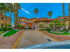 Property for sale at 6 RUE DU PALAIS Court, Henderson,  Nevada 89011