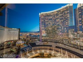Property for sale at 3726 S Las Vegas Boulevard 1804, Las Vegas,  Nevada 89158