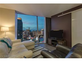 Property for sale at 3722 Las Vegas Boulevard Unit: 2705, Las Vegas,  Nevada 89158