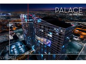 Property for sale at 4525 Dean Martin Drive 2503, Las Vegas,  Nevada 89103