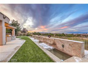 Property for sale at 6 Brookridge Drive, Henderson,  Nevada 89052