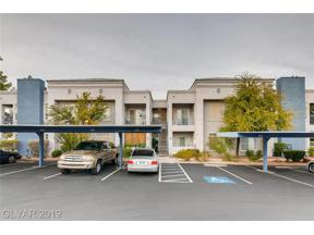 Property for sale at 2201 Ramsgate Drive Unit: 416, Henderson,  Nevada 89074