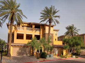 Property for sale at 70 Luce Del Sole Unit: 1, Henderson,  Nevada 89011