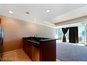 Property for sale at 4525 Dean Martin Drive Unit: 1105, Las Vegas,  Nevada 89103