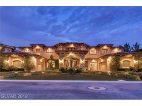 Property for sale at 5156 Scenic Ridge Drive, Las Vegas,  Nevada 89148