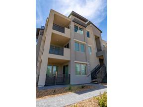 Property for sale at 11290 Hidden Peak Avenue Unit: 204, Las Vegas,  Nevada 89135