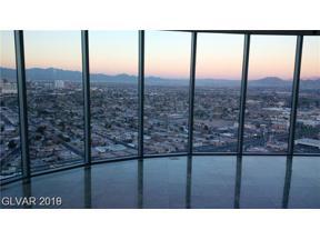 Property for sale at 322 Karen Avenue Unit: 3707, Las Vegas,  Nevada 89109