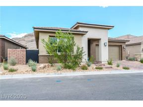 Property for sale at 11170 Red Yucca Drive, Las Vegas,  Nevada 89138
